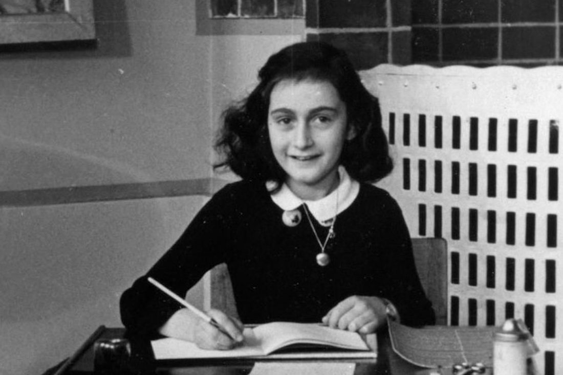 Anne Frank's Kitty Diaries