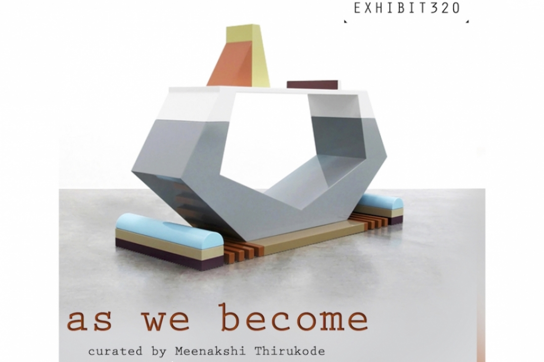 as we become