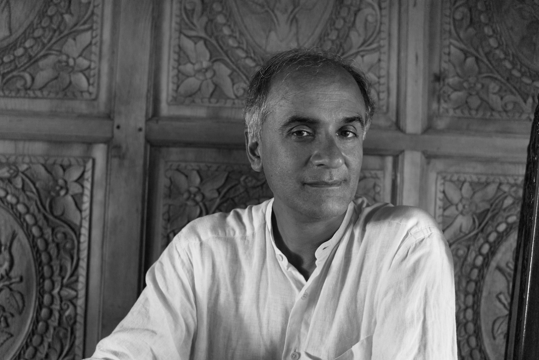 Pico Iyer's Vase & Scroll Universe