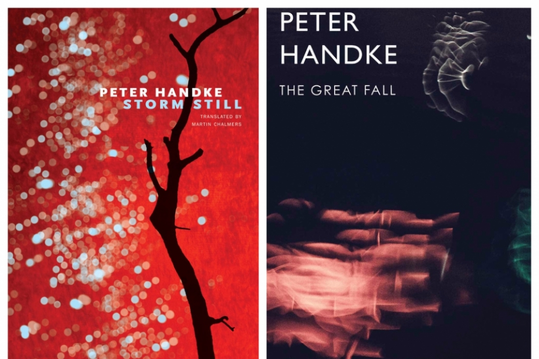Platform Review: Peter Handke's Books
