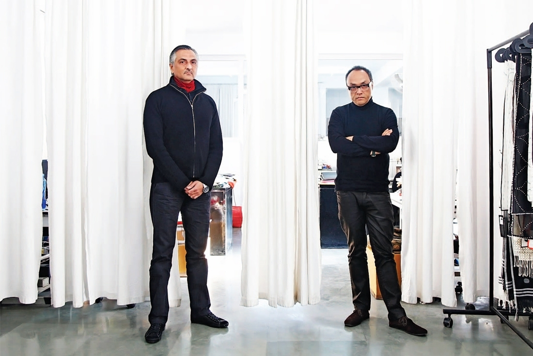 #ThrowbackThursday with Abraham & Thakore