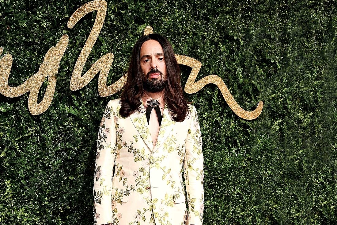 #ThrowbackThursday with Alessandro Michele