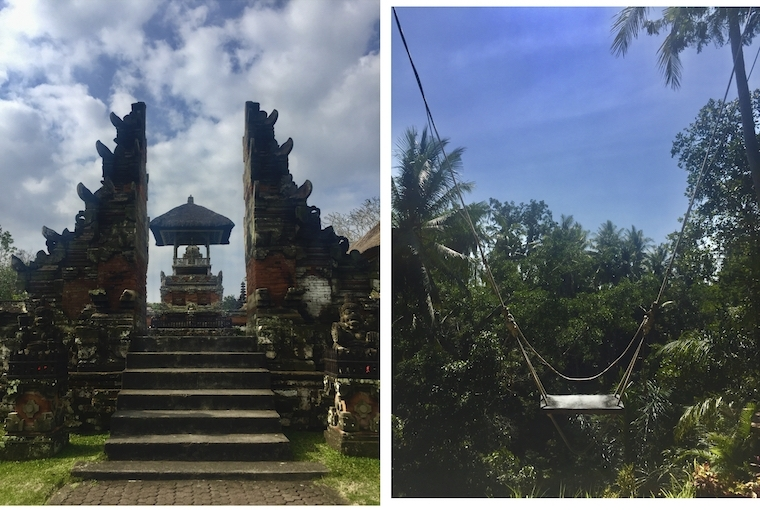 A Balinese Blessing