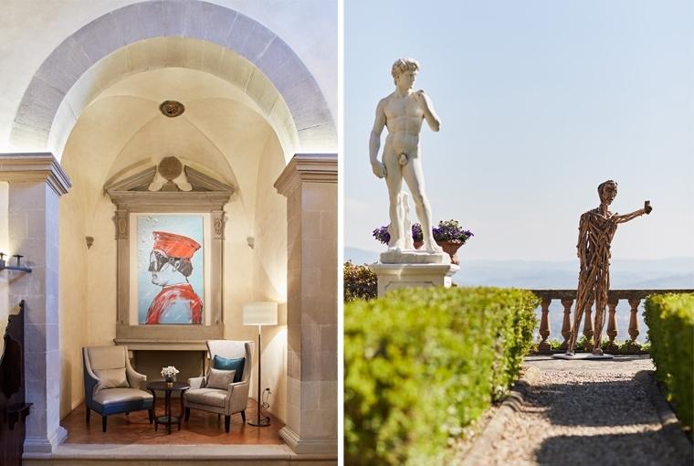 belmond villa san michele florence. Black Bedroom Furniture Sets. Home Design Ideas