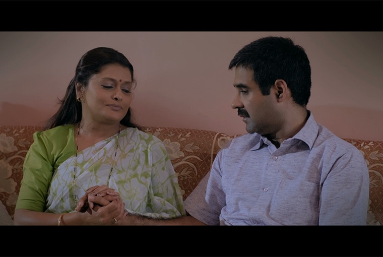 Heena Dsouza still from Pressure Cooker