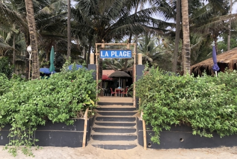 Peace has two new addresses in Goa