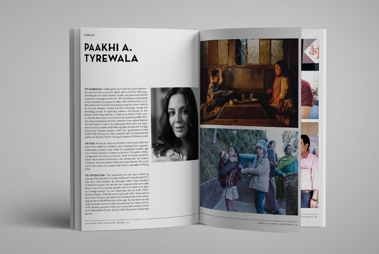 Inside Our Film Issue 2017 Danish Renzu. Siddharth Chauhan. Paakhi A. Tyrewala. Suresh Triveni.