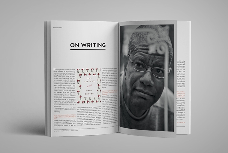 Inside our Literature Issue