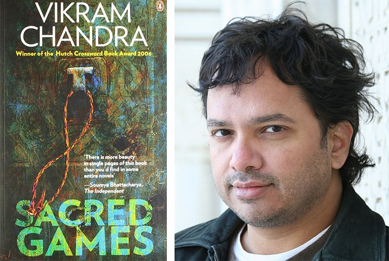Netflix Scared Games by Vikram Chandra