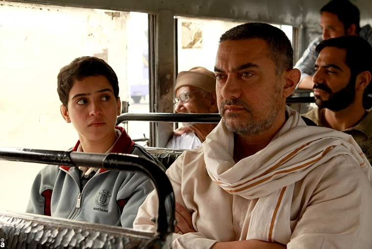 Nitesh Tiwari Still from Dangal