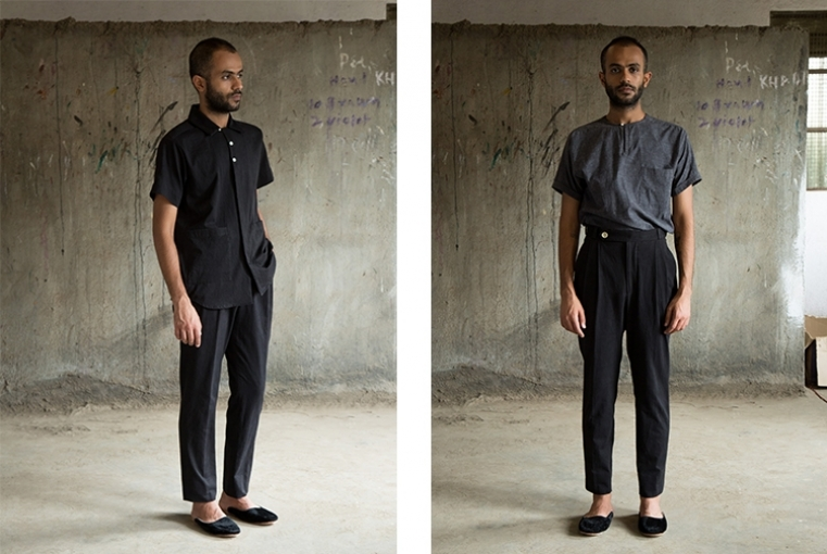 SHIFT - Nimish Shah Latest from SHIFT- Menswear Collection 2017