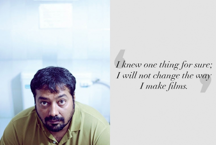 The Famous Five: A Lookback Anurag Kashyap