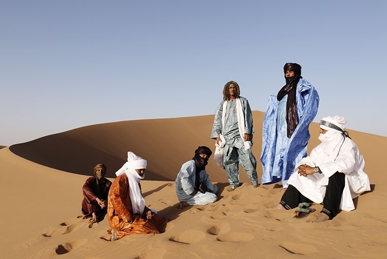 Tinariwen Photography by Marie Planeille