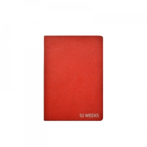 Red Notebook front